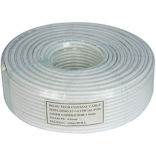 Accesoriu Supraveghere Oem Cablu Coaxial   75 Ohm