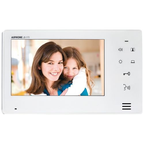 Monitor Videointerfon Aiphone Jo-1fd  Ecran Lcd Color 7 Inch  Butoane Touch [monitor Secundar]