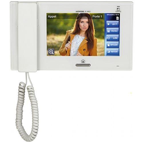Monitor Videointerfon Aiphone Jp-4med  Ecran Lcd Color 7 Inch  Touchscreen  Receptor [monitor Principal]