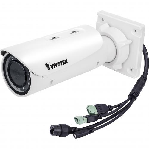 Camera Ip Vivotek Ib8382-t  Bullet  Cmos 5mp