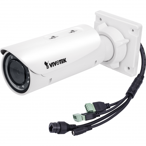 Camera Ip Vivotek Ib8382-et  Bullet  Cmos 5mp