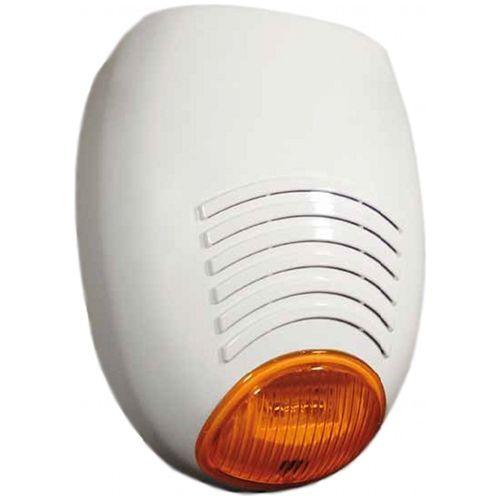 Sirena AMC SR136, Exterior, Nivel zgomot 100 dB, Flash portocaliu