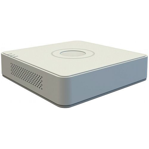 Nvr Network Video Recorder Hikvision Ds-7104ni-sn/p  4 Canale  4 Porturi Poe