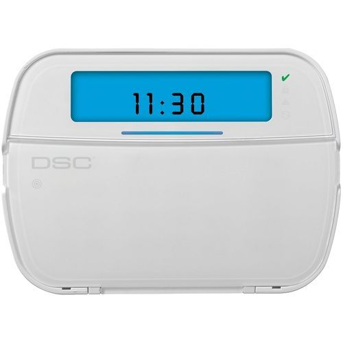 Tastatura Alarma Dsc Neo Icon  128 Zone  Transceiver  Cititor De Proximitate