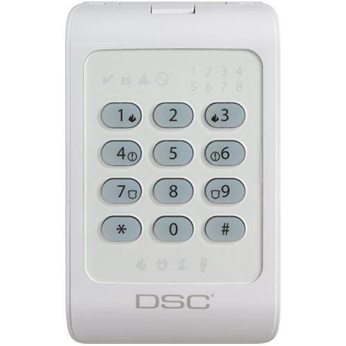 Tastatura Alarma Dsc Pc1404rkz  8 Zone  Iluminare