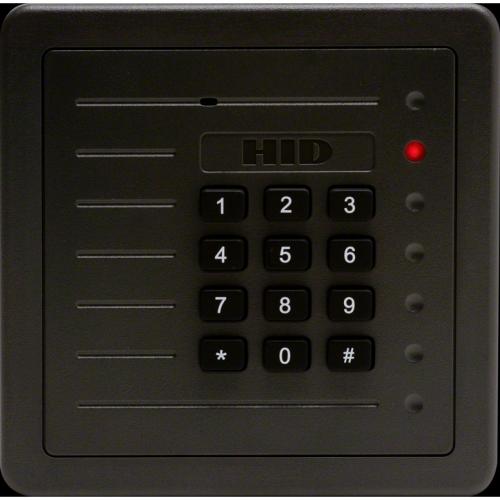 Cititor HID Proximitate ProxPro 5355, cu tastatura, interfata Seriala