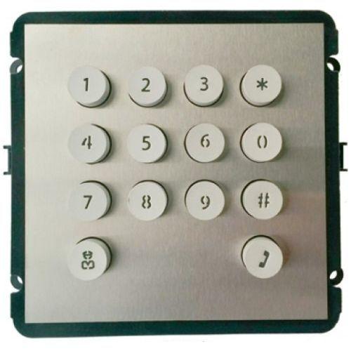 Accesoriu interfonie Dahua VTO2000A-K, Tastatura
