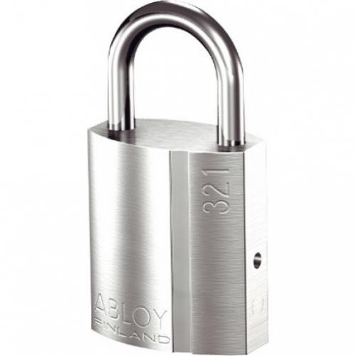 Accesoriu control acces Abloy PL321N 13606015, Lacat cu veriga 20 mm