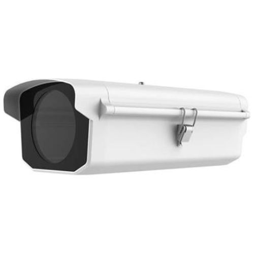 Accesoriu supraveghere Hikvision Carcasa DS-1332HZ, Interior, Aliaj aluminiu, Rating IP54, Alb