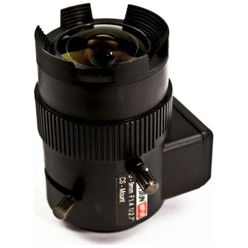 Accesoriu supraveghere Hikvision TV0309D-MPIR, CS Mount, 3MP, 3 - 9mm, F1.4