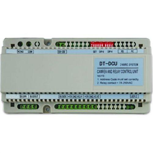 Accesoriu Interfonie Oem Controler Multifunctional Permite Conectarea A 2 Camere Cctv La Sistemul De Interfonie Pe 2 Fire