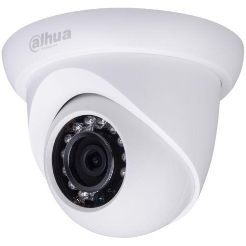 Camera Analogica Dahua HAC-HDW2120S, HD-CVI, Dome, 1MP, 3.6mm, 24 LED, IR 30m, D-WDR, OSD, Rating IP67