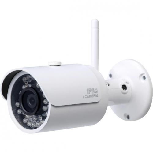Camera IP Dahua IPC-HFW1200S-W, Bullet, CMOS 2 MP, Wireless