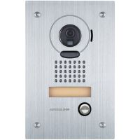 Post exterior videointerfon Aiphone JO-DVF, Camera color, Standard IP54 / IK08, Montare incastrata