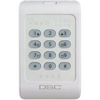 Tastatura alarma DSC PC1404RKZ, 8 zone, Iluminare