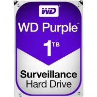 Hard Disk Western Digital Purple Surveillance 1TB SATA3 64MB