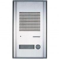 Post exterior audio Commax DR-201A, un buton, aluminiu