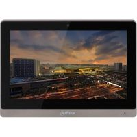 Monitor videointerfon Dahua VTH1660CH, LCD 10 inch, TFT, Touchscreen
