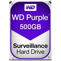 Hard Disk Western Digital Purple Surveillance 500GB SATA3 64MB
