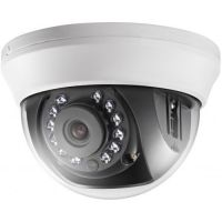 Camera Analogica Hikvision DS-2CE56D0T-IRMM, TVI, Dome, 2MP, 2.8mm, 12 LED, IR 20m