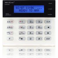 Tastatura alarma Secolink KM20B.3_RO, LCD, 2 randuri x 16 caractere