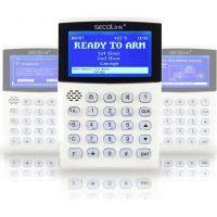 Tastatura alarma Secolink KM24G, LCD, grafic 240x120 puncte