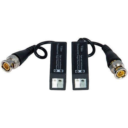 Accesoriu supraveghere PXW Set 2 videobaloane pasive SEKU-2000P/SC, Prindere cabluri cu clip