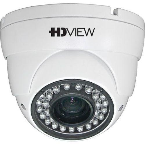 Camera Analogica HD VIEW AHD-0VIR2, AHD/CVBS, Dome, 2MP 1080p, 2.8-11mm, CMOS Sony 1/2.9 inch, 36 LED, IR 20m, Carcasa metal