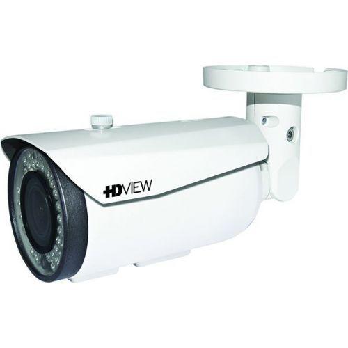 Camera Supraveghere Analogica HD VIEW TVB-0SVIR2, TVI/CVBS, Bullet, 2MP 1080p, 2.8-11mm, CMOS Sony 1/2.9 inch, 40 LED, IR 40m, Carcasa metal