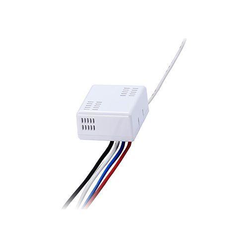 Modul Smart Home Vision Modul comutator ingropat in perete ZL7431, 1 releu, Z-Wave