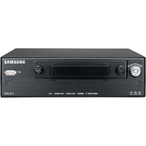 NVR Network Video Recorder SAMSUNG SRM-872, 8 canale