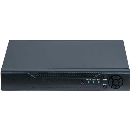 DVR Camera Supraveghere U.Smart D1-304.P, Hibrid (CVBS/TVI/AHD/IP), 4 canale