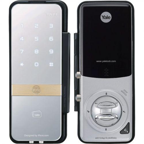 YDG313, incuietoare electronica, montaj aplicat, include cititor card RFID