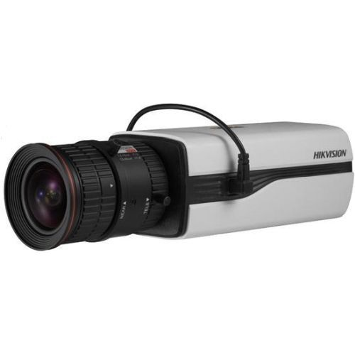 Camera de supraveghere Hikvision DS-2CC12D9T-A, TVI/CVBS, Box, 2MP, C/CS Mount, WDR 120dB, Motion Detection, Defog, Slow shutter, Alarm I/O, 12V/24V, UTC