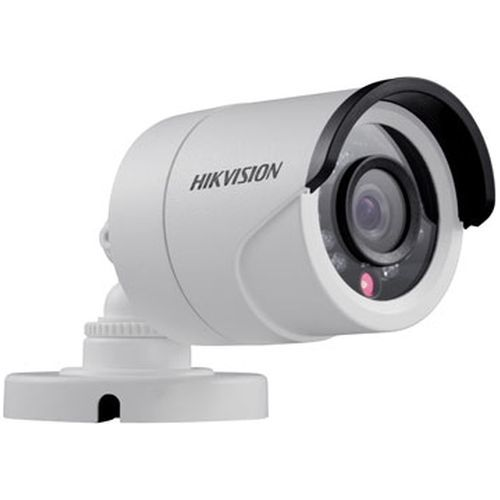 Camera de supraveghere Hikvision DS-2CE16C0T-IR, TVI, Bullet, 1MP, 3.6mm, 12 LED, IR 20m
