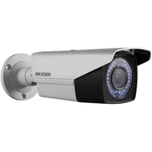 Camera Analogica Hikvision DS-2CE16D1T-AIR3Z, TVI, Bullet, 2MP, 2.8 - 12mm, 42 LED, IR 40m, Zoom motorizat, Motion Detection, Anti-flicker, 12V/24V