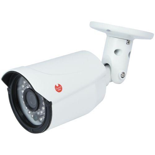Camera Supraveghere Analogica Guard View GB51F1W, TVI/CVBS, Bullet, 1MP 720p, CMOS OV 1/4 inch, 3.6mm,  24 LED, IR 20m, Carcasa metal
