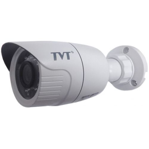 Camera Supraveghere Analogica TVT TD-7411TSL, TVI, Bullet, 1MP, 720P, CMOS OV 1/4 inch,3.6mm, 30 LED, IR 20m, carcasa metal