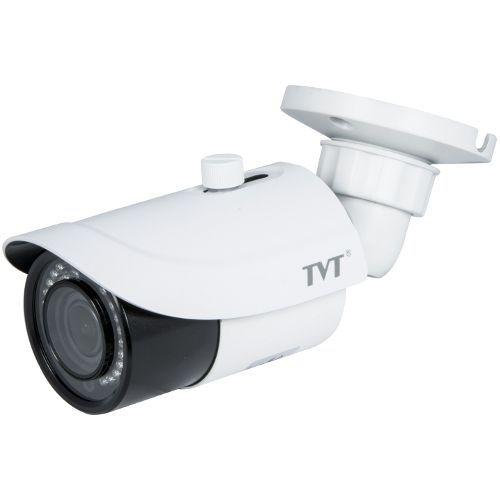 Camera IP TVT TD-9432E2, Bullet, 3MP, 2048x1536@25fps CMOS 1/3 inch, 3.3-12mm, 42 LED, IR 30M