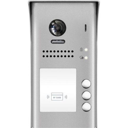 Post exterior videointerfon V-tech DT607 cu cititor ID, 3 butoane