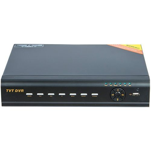 NVR TVT TD-2804NS-C, 4 canale video, REC 5MP, 2x SATA, 4x Alarma-IN, ONVIF