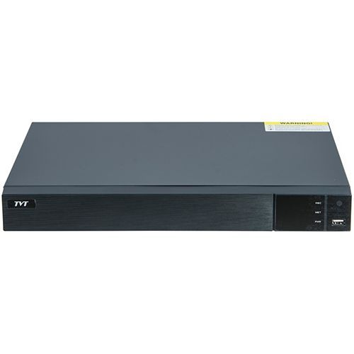 NVR TVT TD-3316H2, H.265  4K , 16 canale, max. 8MP, 1080P@30fps, Audio  out 1CH; playback 16 canale, 2 x SATA