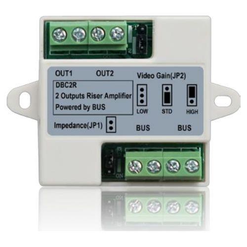 Accesoriu interfonie V-tech Controler de ramificatie seria DT,  2 fire