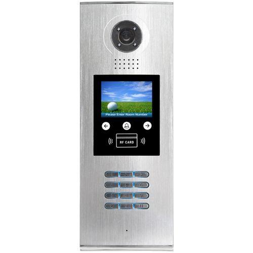 Post exterior videointerfon V-tech DMR18S, Ecran TFT, Cititor proximitate