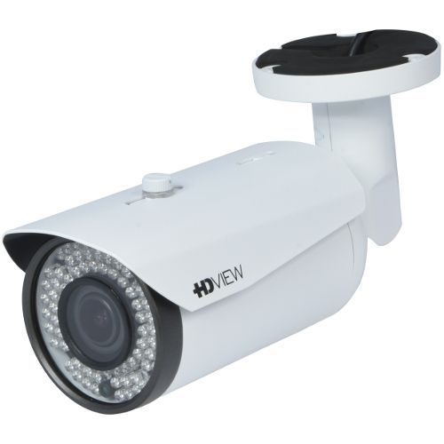Camera de supraveghere HD VIEW AHB-0AVIR4, 4-in-1, Bullet, 2MP 1080P, CMOS Aptina 1/2.7 inch, 2.8-12mm,  80 LED, IR 50-60m, Carcasa metal