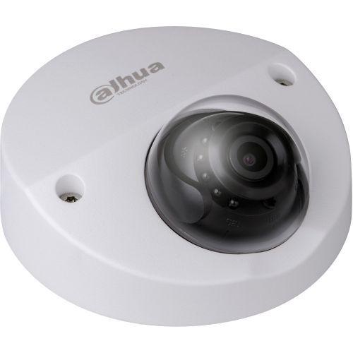 Camera de supraveghere Dahua HAC-HDBW2221F, HD-CVI, Dome, 2MP, 3.6mm, 10 LED, IR 20m, Microfon, WDR 120dB, Rating IP67, Antivandal, Carcasa aluminiu