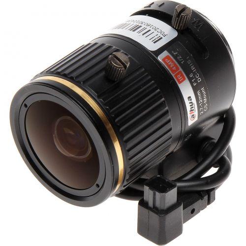Accesoriu supraveghere Dahua DH-PLZ1040-D, Lentila varifocala 2.7-12mm, montura CS