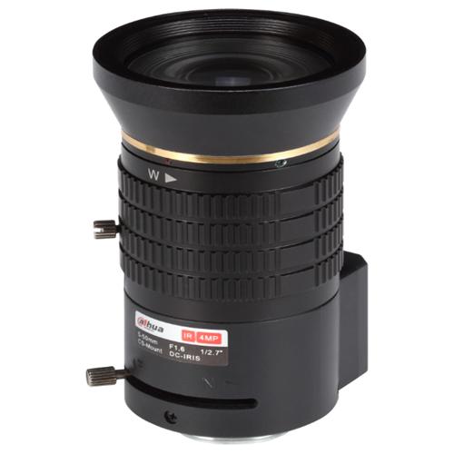 Accesoriu supraveghere Dahua DH-PLZ1140-D, Lentila 5-50 mm