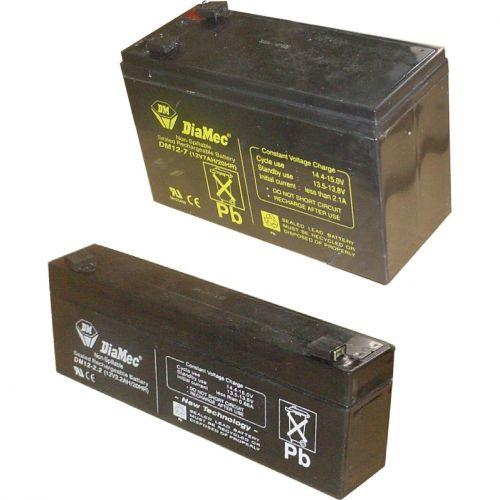 Accesoriu detectie incendiu Cofem Set baterii 24V/2A (2x12V)