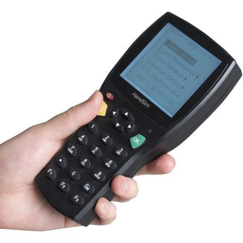 Accesoriu control acces Dahua ASH100, Cititior programator portabil pentru yale inteligente